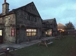 Ghost Hunts in Leeds, West Yorkshire at The Fleece Inn
